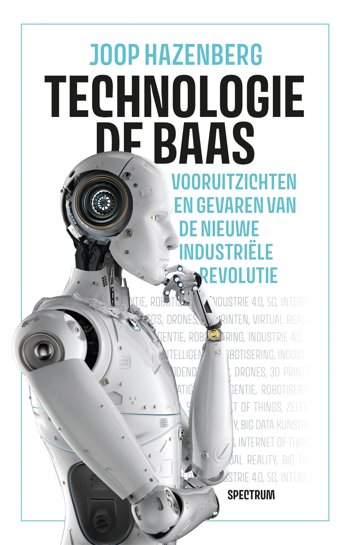 Omslag Technologie de baas