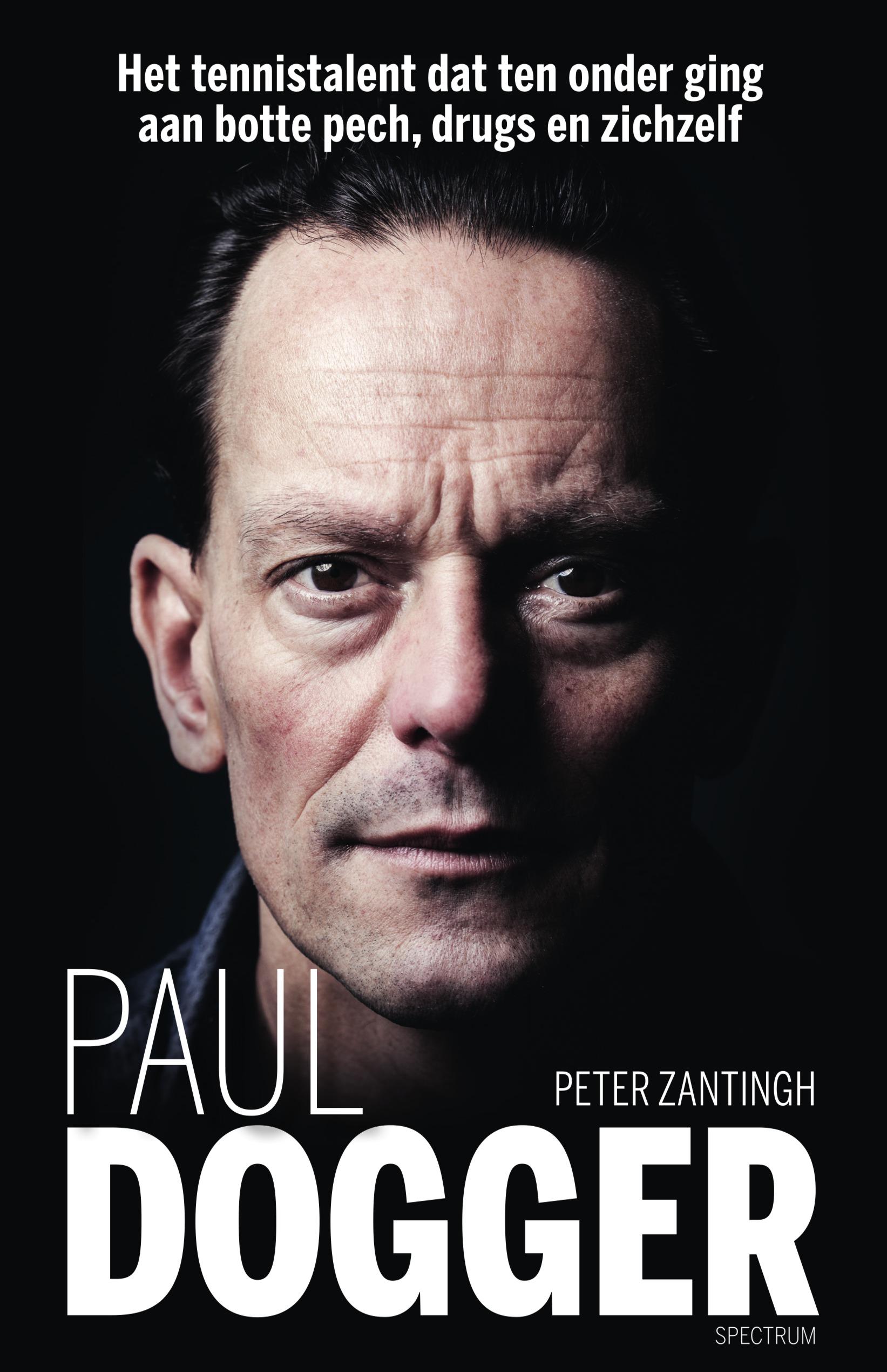 Paul Dogger Omslag