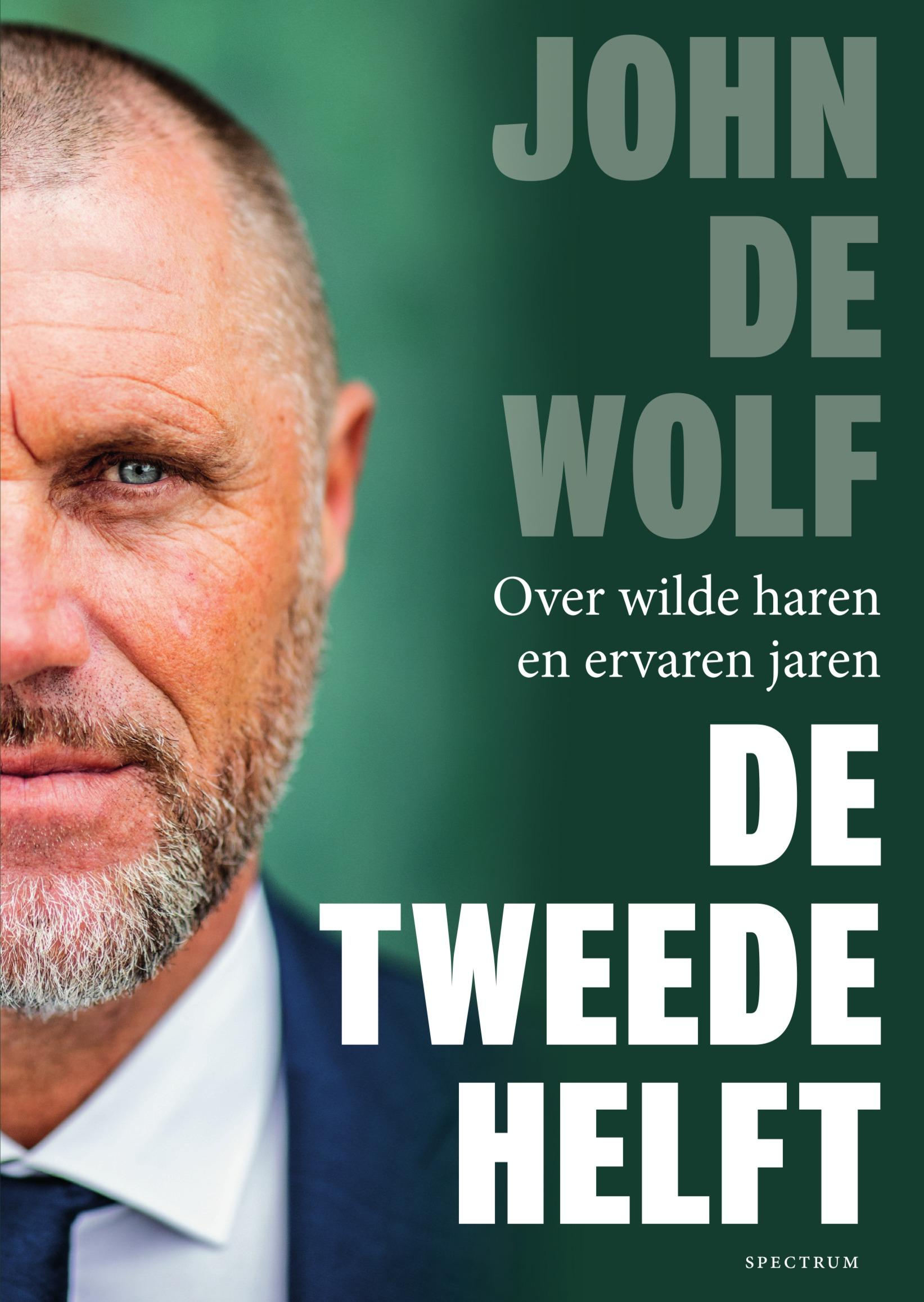 Cover John de Wolf